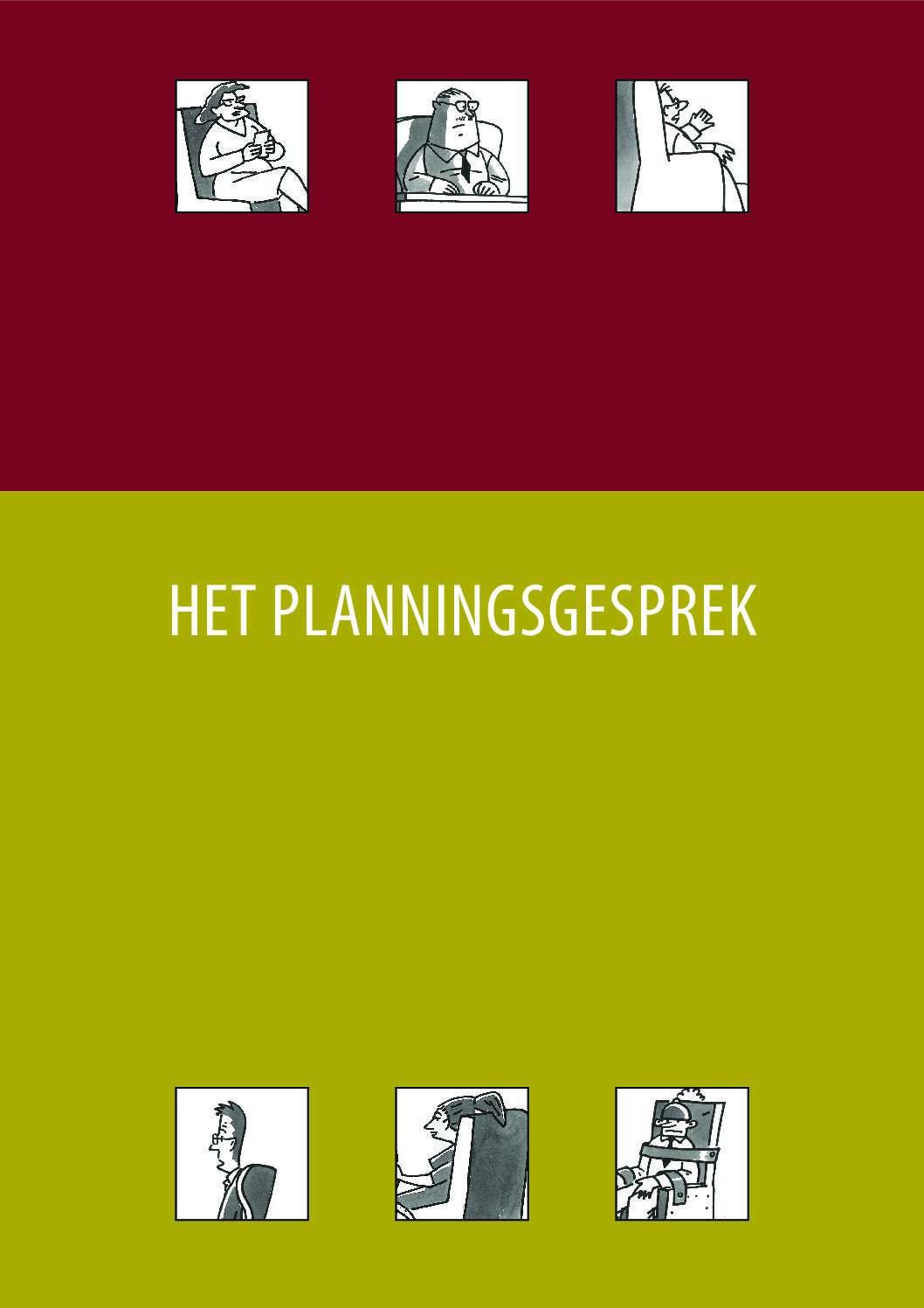Handleiding planningsgesprek
